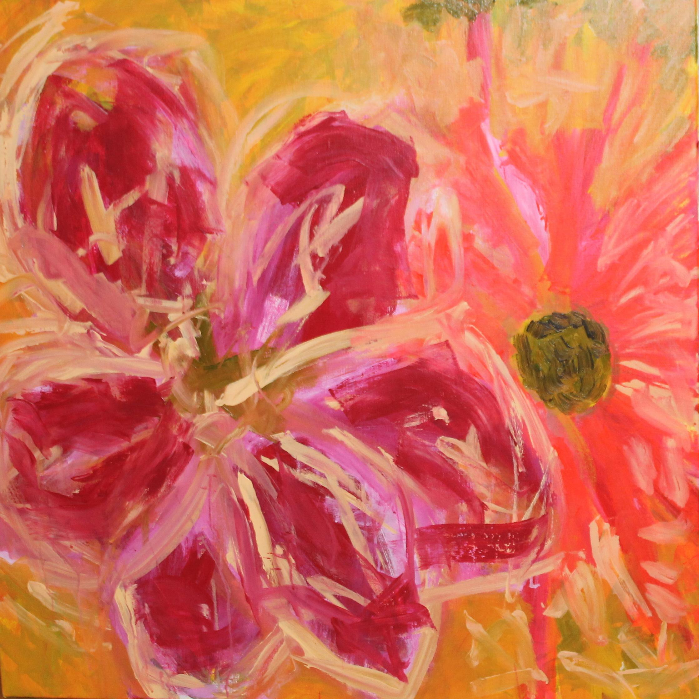 Composition de fleurs 1